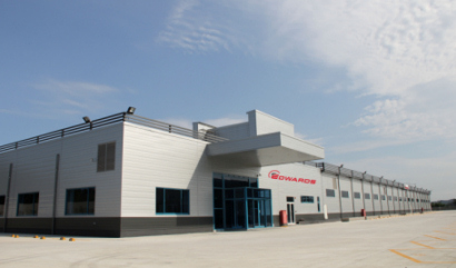 Edwards Opens New Facility in Taiwan