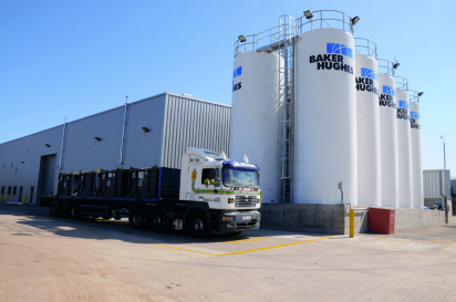 Baker Hughes Opens Eco-Centre Waste Management Facility