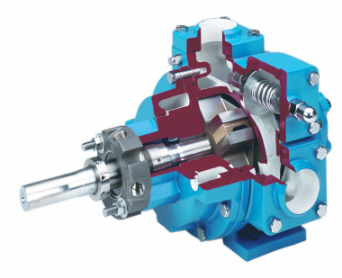 Blackmer Adds Electric Heating Option to NP Series Pumps