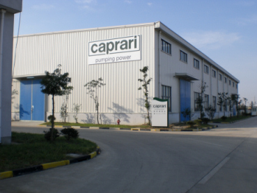 Caprari Quality Goes to China