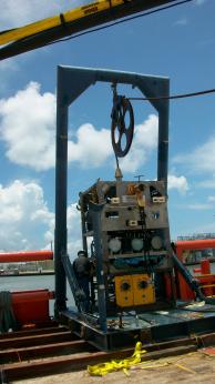 Waterjet Technology Helps BP Cap Gulf Oil Leak