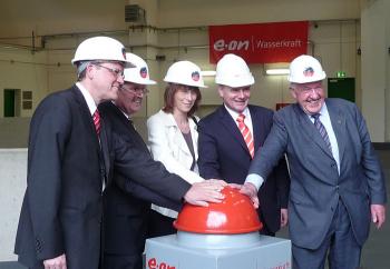 Official Start for German Pumped Storage Plant Waldeck I