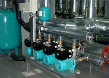 Pharmazeutische Industrie: Pumpen und Systemtechnik von Wilo