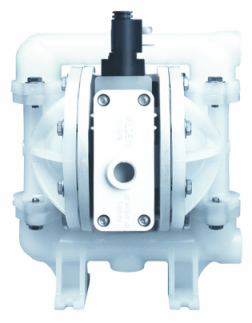 Air-Operated Double-Diaphragm Pumps Are Designed for Maximum Performance and Reliability