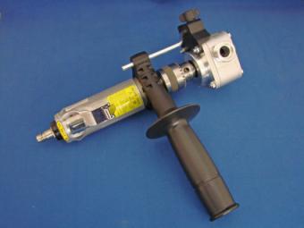 Impellerpumpe mit Druckluftantrieb