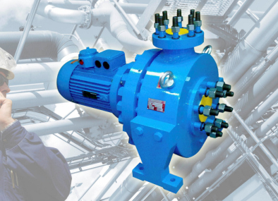 Mag-drive Pumps Meet the Toughest Challenges