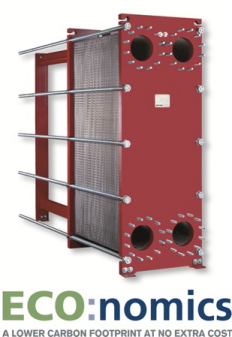 Heat Exchanger Range Given Armstrong's Low Cost, Low Carbon Seal of Approval