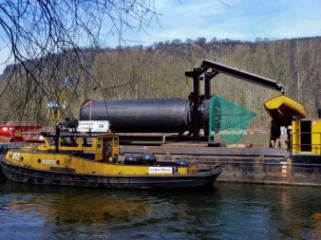 River Turbines On Line