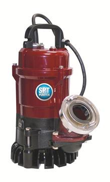 Neue Schmutzwasser-Tauchmotorpumpen-Generation mit Rührwerk