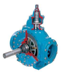 Sliding Vane Pumps Able to Handle the Most Demanding Applications in Liquid-Terminal Operations