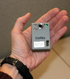 Compact SmartSense Pulse System Monitors Temperature and Vibration