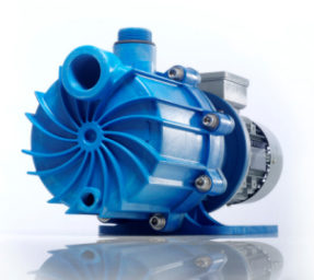 Self-Priming, Mag-Drive Pump Range Extended