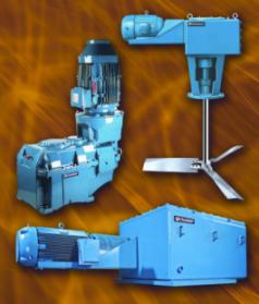 Chemineer HT & HTM High-Torque Agitators Ideal for Demanding Processes
