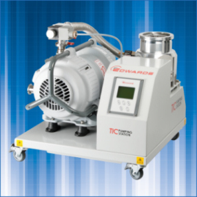 New Vacuum Pumping Stations from Edwards