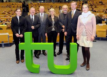 Ehrennadel der TU Dortmund für Dr. Jochen Opländer