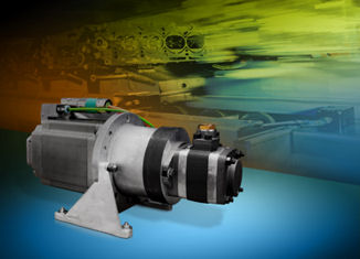 Energy-Saving Pump Design for Hydraulic Applications with the Sinamics Servo Pump from Siemens
