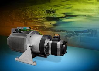 Energiesparendes Pumpenkonzept für Hydraulikanwendungen