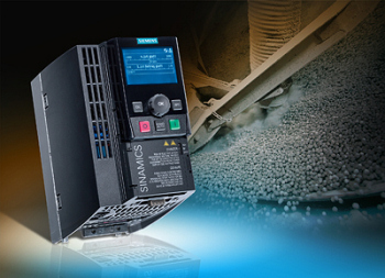 Extending the Siemens Sinamics Family With New Inverter