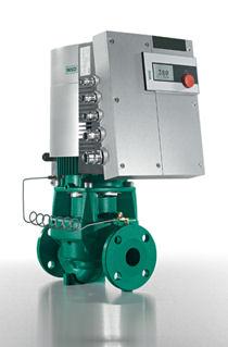 New Wilo-Stratos GIGA High-efficiency Pumps in In-line Design
