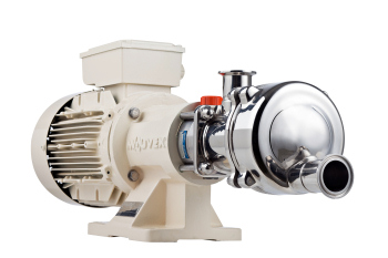 Mouvex SLC Series Pumps for In-Line Formulation