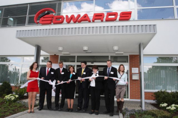 Edwards Opens Its First Volume Manufacturing Site in Mainland Europe