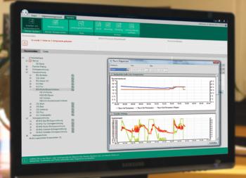 Dezentrales Pumpensystem mit Softwarelösung und neuer Kühloption