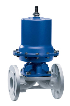 Diaphragm valves for chloroalkali electrolysis plant in Taiwan