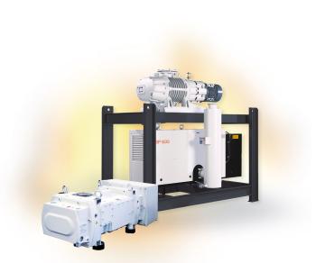 Energieeffiziente Vakuumsysteme für Ofenbau und Metallurgie