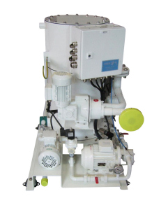 Hamann Waste Water Treatment Uses Zuwa Pumps on Ships and Yachts