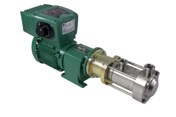 Micro C-Series Eccentric Disc Pumps for Continuous Dosing Applications in Food Processing