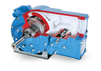 Blackmer TXH35A Pumps Designed for Handling Fuel Oil