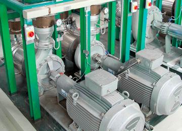 New Etanorm SYT Heat Transfer Liquid Pump