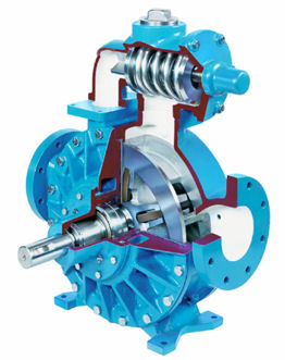 Blackmer ML Series Pumps Ideal for Highly Viscous Liquid Transfer in Terminal Operations