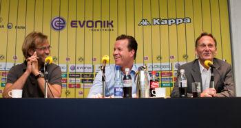 Meister kommen aus Dortmund