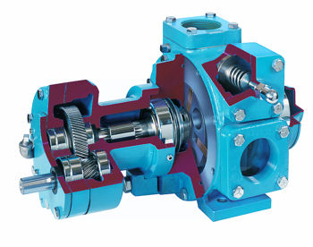 Blackmer GX Series Pumps for Chemical Processing