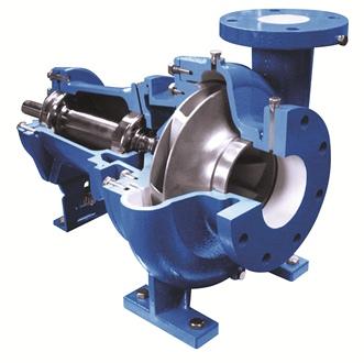 Aurora Pump Launches HVAC End Suction Pump