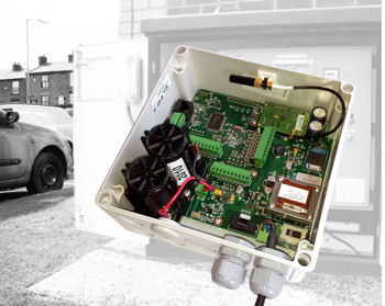 Remote Monitoring for Wastewater/effluent Pump Station Packages