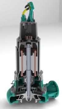 Höchste Prozesssicherheit für Wilo-Abwassertauchmotorpumpen