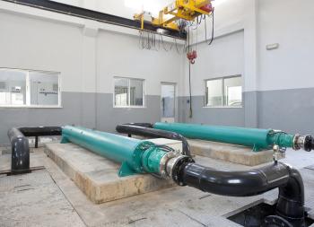 Jordanien mit deutscher Pumpentechnik auf dem Weg zu nachhaltiger Wassergewinnung