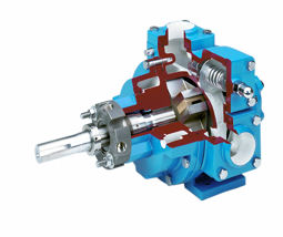 Blackmer NP Series Sliding Vane Pumps Offer Reliable Product Transfer in Asphalt-Handling Applications