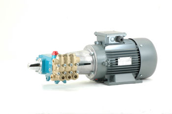 Small Motorised Cat Pumps Now Available Ex-stock