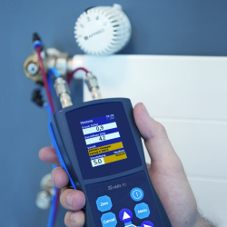 Hydraulischer Abgleich mit Ventilprogramm VarioQ