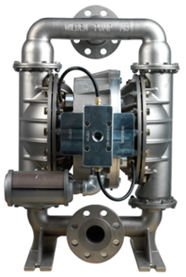 Wilden Pumps Ideal for Critical Plating/Finishing Applications
