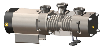 High-pressure Pump Manages Differential Pressures up to 50 bar