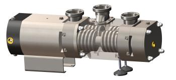 Hochdruckpumpe bewältigt Differenzdruck bis 50 bar