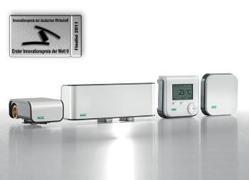 Wilo-Geniax unter den Finalisten für den Deutschen Innovationspreis 2011