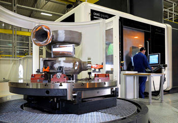 Big Efficiency Gains from 5-Axis Machining of Pumps