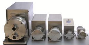 Almatec Quattroflow Pharmaceutical Pumps