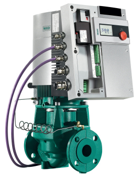Integration of High-efficiency Glanded Pumps in Building Automation