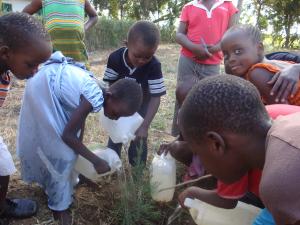 Mitarbeiter und Unternehmen helfen: Wilo spendet für Ostafrika